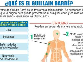 "A propósito de la ""Epidemia"" de Guillain Barré"