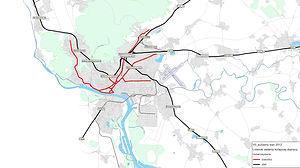 BSK súčasný stav 2012 link-vedenia