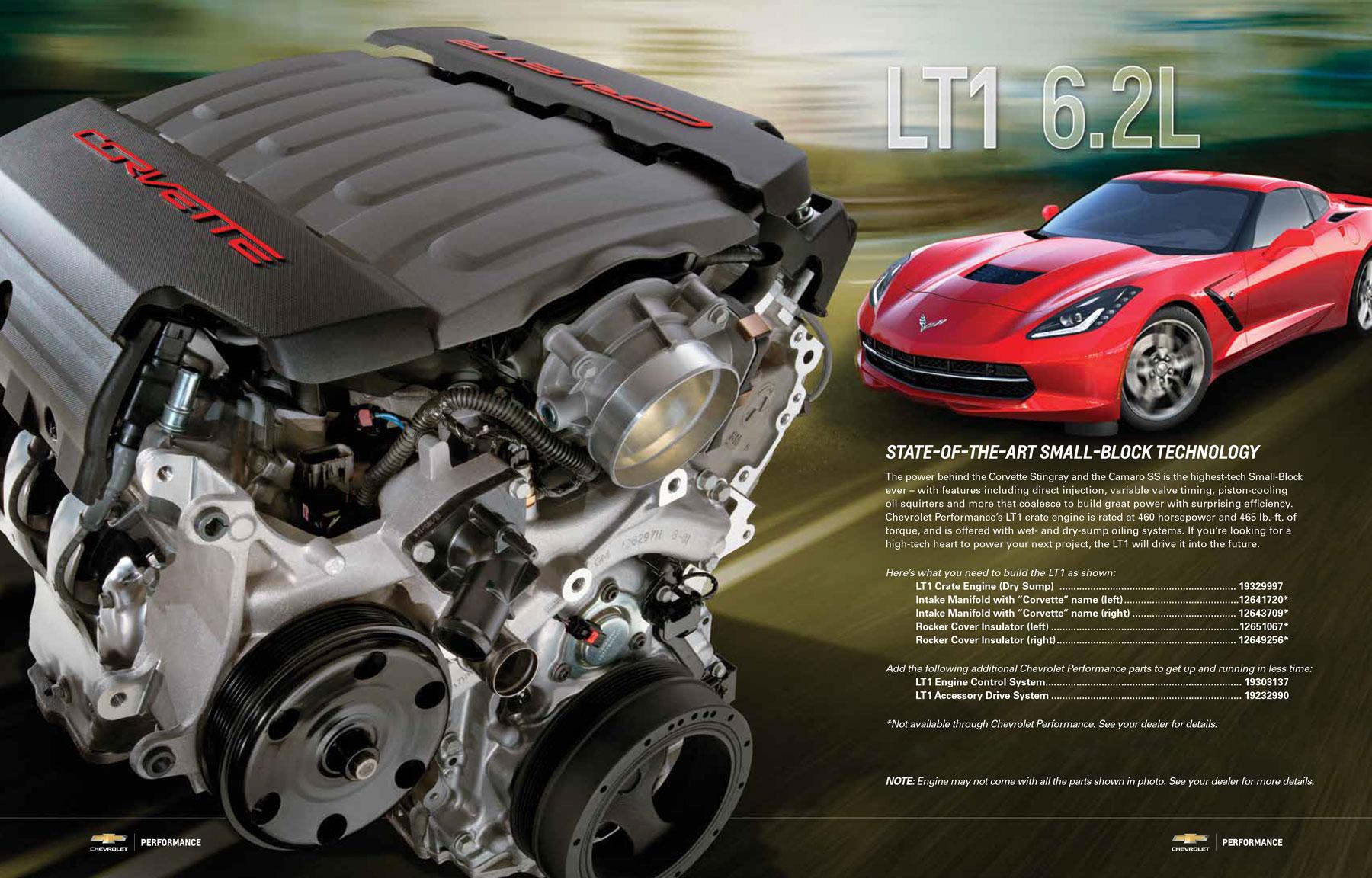 Chevy Lt1 Engine Performance