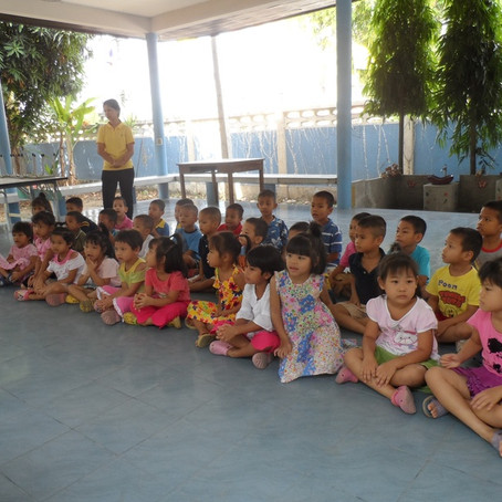 Phayathai Babies Home Orphanage