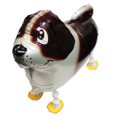 Saint Bernard Dog - Walking Pet Balloon