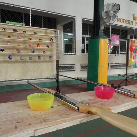 Fun Fair at MISB