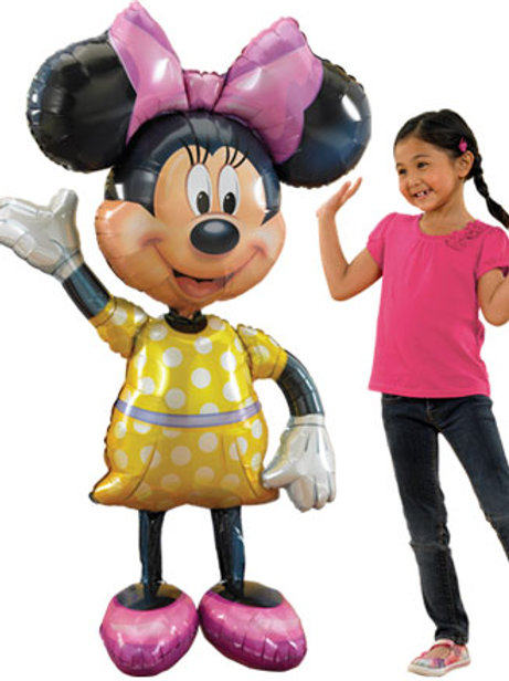 Minnie Mouse - Airwalker