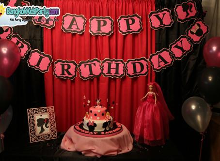 Sahana & Ira's Barbie & Minnie Mouse Theme Birthday Party