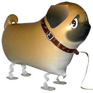 Walking Pug Dog - Walking Pet Balloon