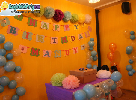 Amanda's Bubble Guppies Birthday Party