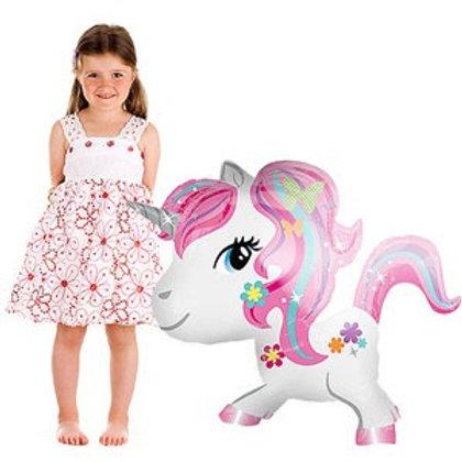 My Little Pony Unicorn Airwalker Balloon Foil