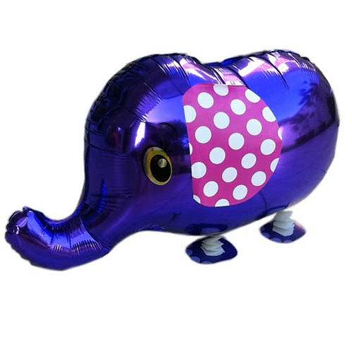 Purple Elephant - Walking Pet