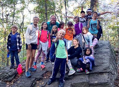 FernLeaf Community Charter School Bearwallow Hike