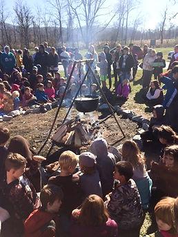 FernLeaf Community Charter School Stone Soup Celebration