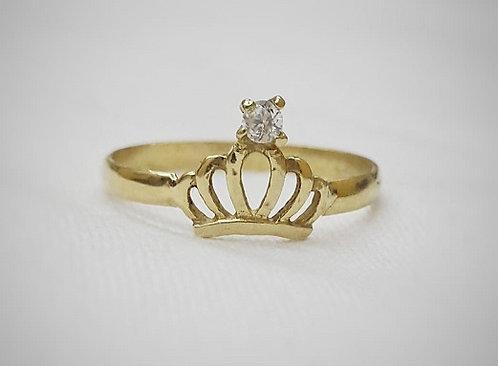 Corona con piedra