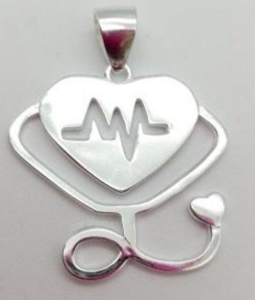 Estetoscopio corazón