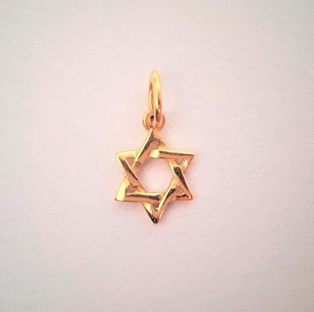 Mini estrella de david