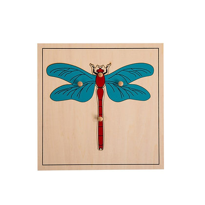 Dragonfly Puzzle