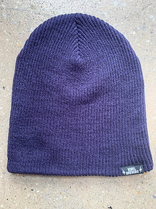 Navy Classic Winter Cap