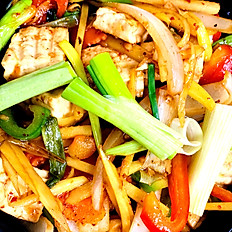 Ginger Stir-fry