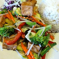Veggie Bliss (Stir-fried Vegetables)