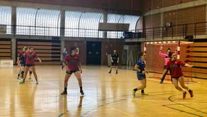 Primera jornada del CEU Balonmano 2019