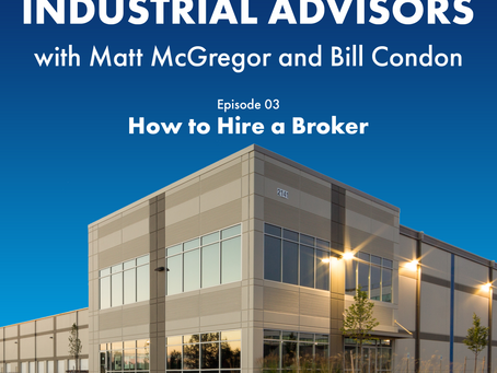 Episode #3 - How to Hire a Broker