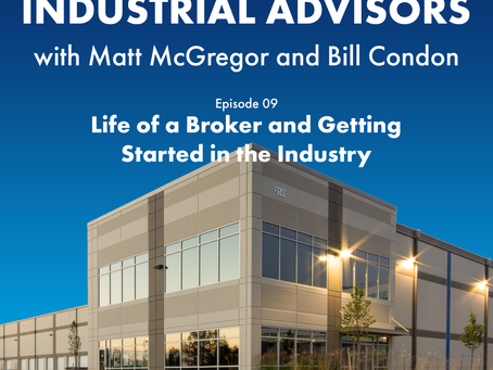 Episode #9 - Life of a Broker and Getting Started in the Industry