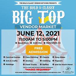The Bold & Classy Big Top