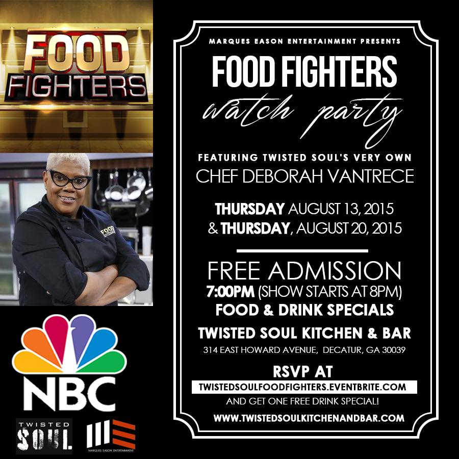 food fighters 4