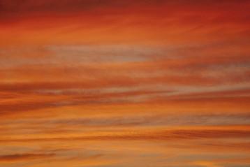 Sunset tones