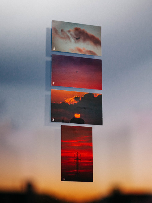 Sunset Series Sticker Pack