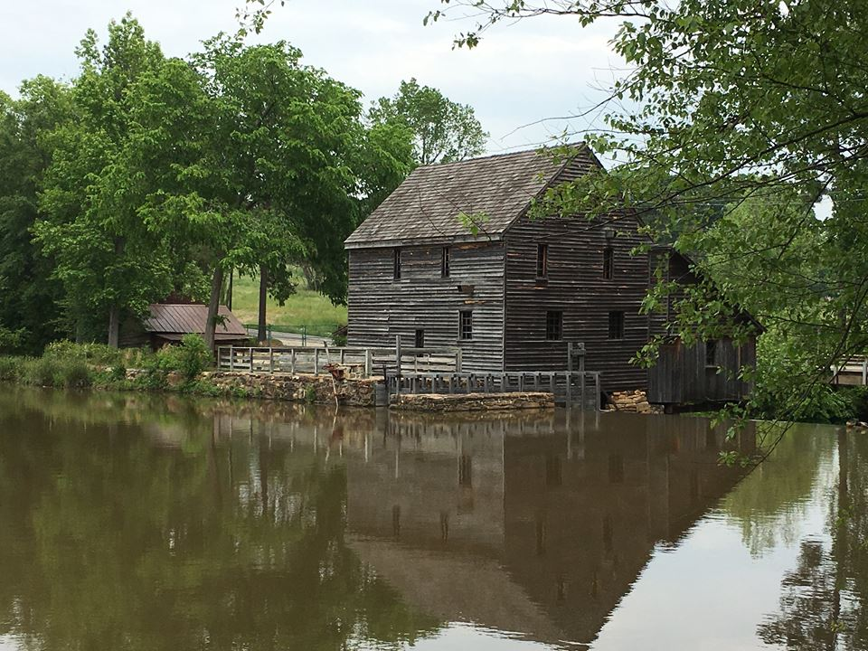 Yates Historical Mill, Raleigh, NC