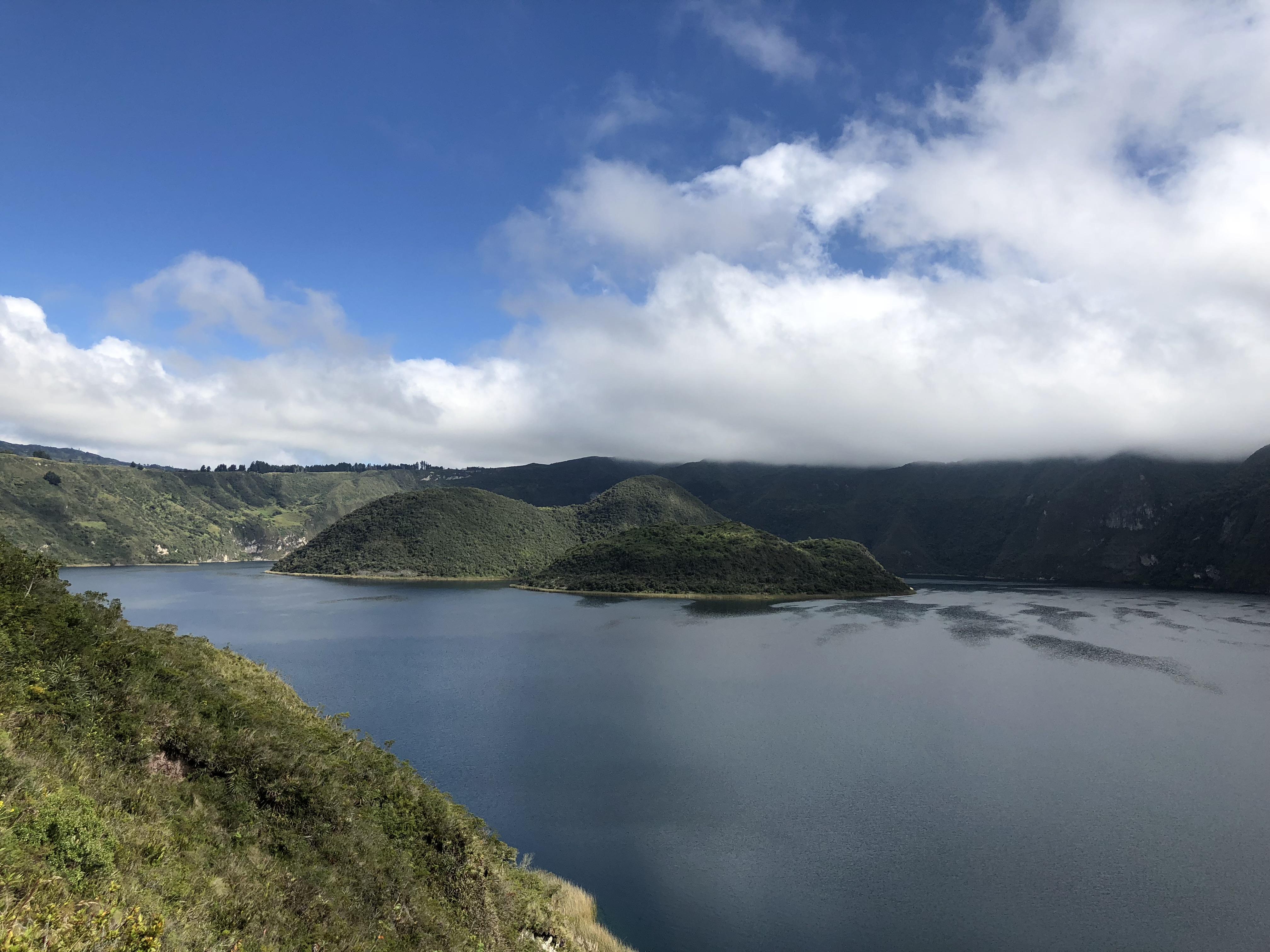 Cotacachi Volcano, Ecuador