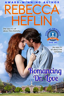 Cover Image Romancing Dr. Love
