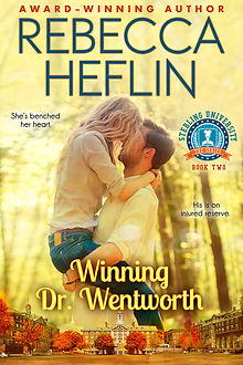 Cover Image Winning Dr. Wentworth