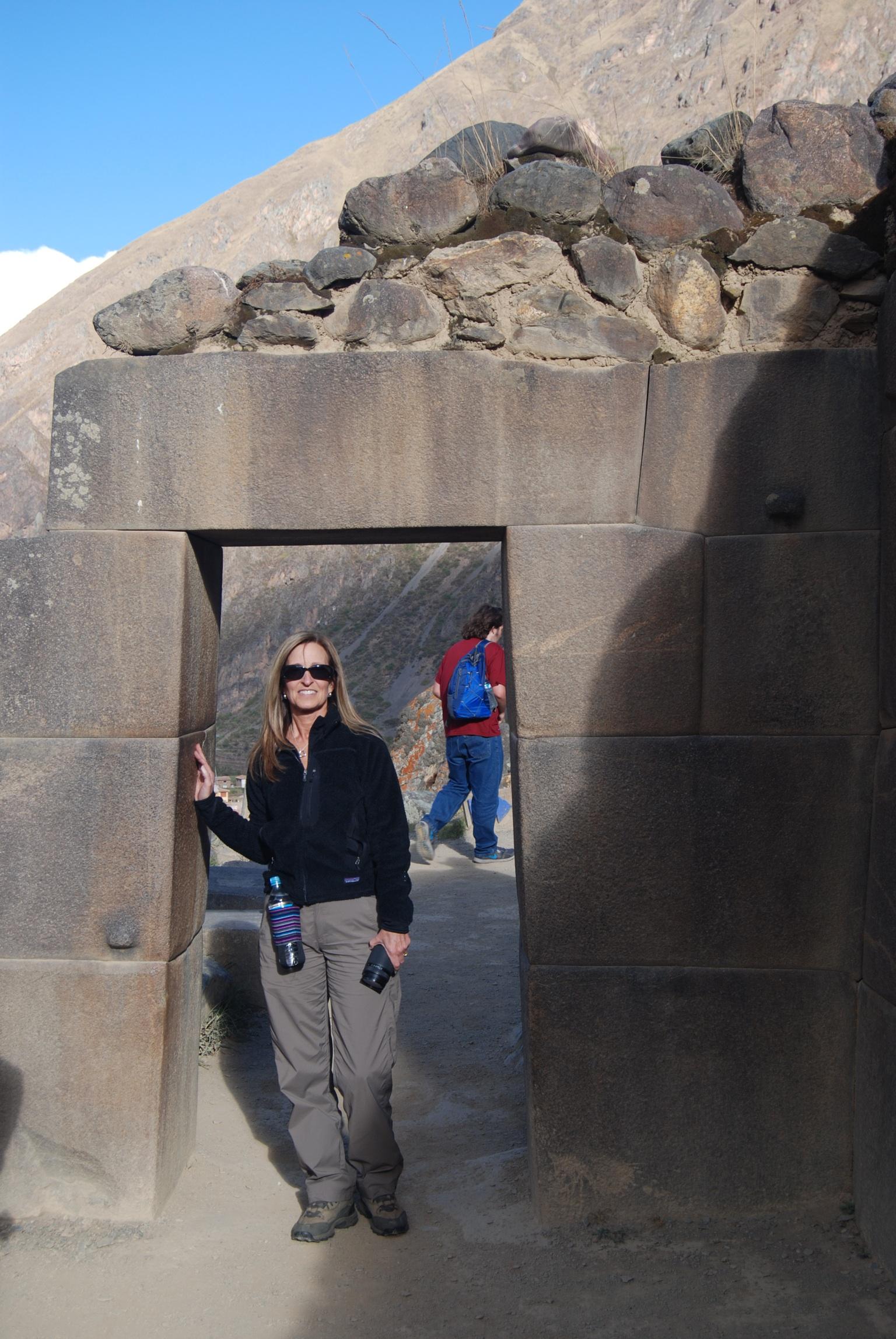 Inkan Ruins, Peru