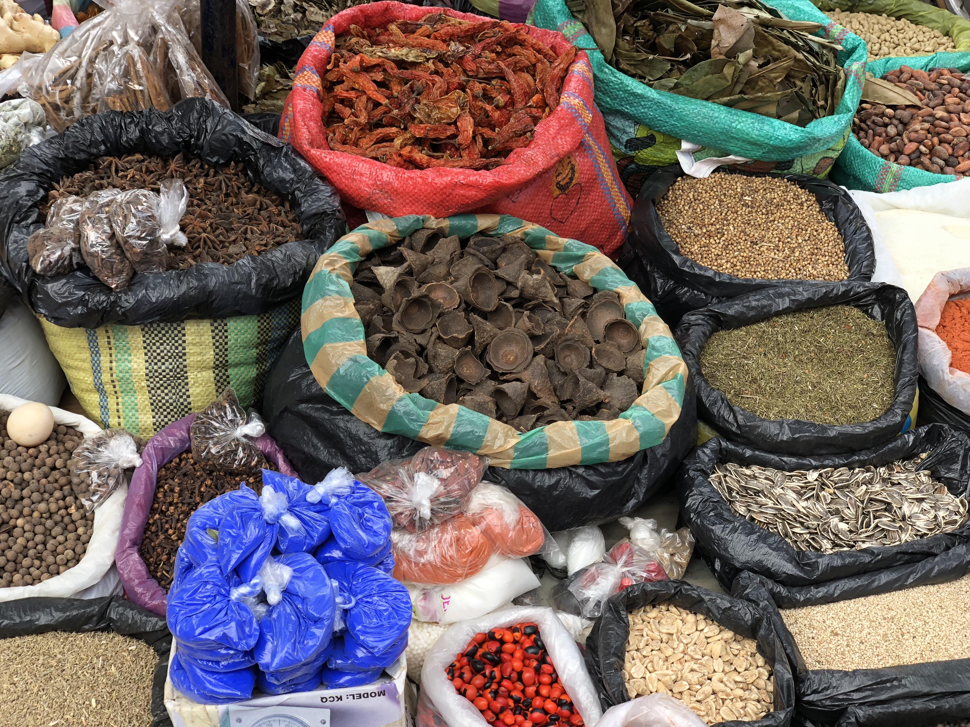 Otovalo Market, Ecuador