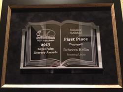 2013 Royal Palm Literary Award