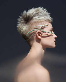 Hair: Eglė Čiurlytė