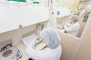 farmacia naturativa sala com pressão negativ