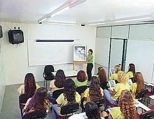 sala de treinamento farmácia naturativa