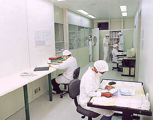 sala de supervisão