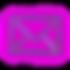 114132-glowing-purple-neon-icon-social-m