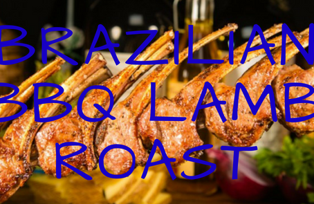 Brazilian Lamb Dinner this Thursday
