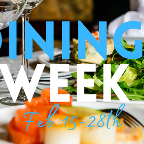 3-Courses for $30 - Dining Week 2021 is on!