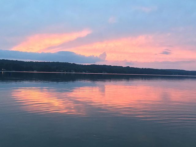 Another stunning sunset on Cazenovia Lake.jpg.jpg