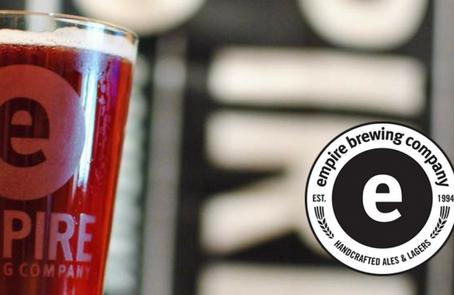 Menu Announced for Empire Beer Pairing Dinner