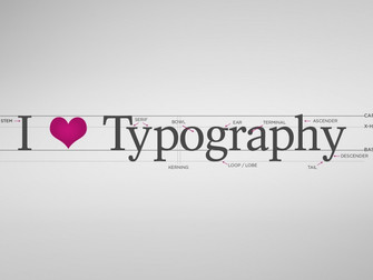 Typography - A Different Type of First Impression