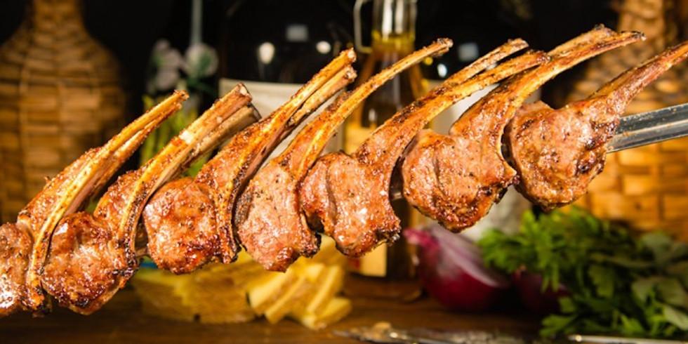 Brazilian BBQ Lamb Roast