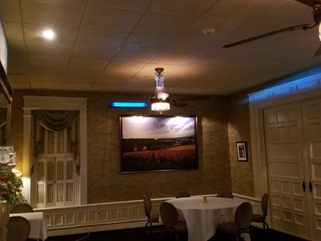 UV-Lighting Installed at The Brewster Inn