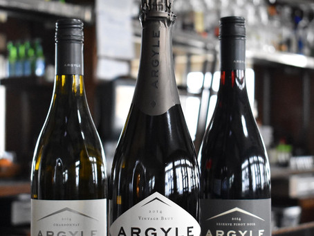 What is so special about Argyle Winery?