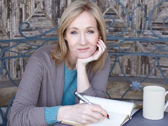 J.K. Rowling Uses Twitter Puzzle to Excite Fans