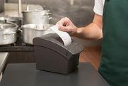 iPad Pos system printer